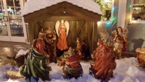 Benjamin's Roadhouse Christmas Display 12