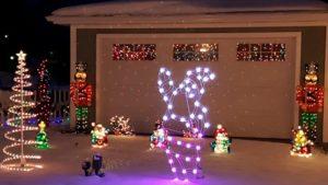 Benjamin's Roadhouse Christmas Display 6